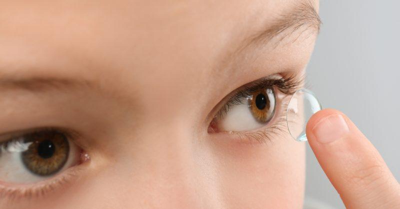 Children's Contact Lenses